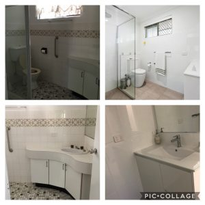Transformed the Bathroom at Golden Beach Caloundra Plumbink Local Plumber on the Sunshine Coast All Drainage, plumbing Gas Fitting, bathroom renovations, leaking taps, replace toilets and sinks, new hot water systems, all plumbing work Bathroom repairs and renovations