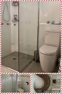 Bathroom Renovations plumbing Drainage Gas fitting Caloundra, Aroona, Kawana, Currimundi Plumbink Sunshine Coast Drainer, plumber Gas Fitter Bathroom Renovation Replace Toilet and Shower and Vanity