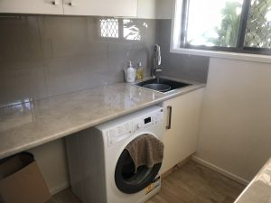 installing laundry sink and washing machine as well as dishwasher installations Plumbink Local Plumber on the Sunshine Coast All Drainage, plumbing Gas Fitting, bathroom renovations, leaking taps, replace toilets and sinks, new hot water systems, all plumbing work, Kitchen Plumbing, Cook Top,s Laundry plumbing, Drainage, Gas Fitting